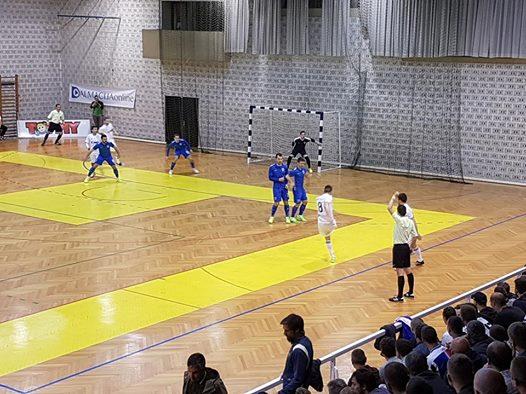 Split-Dinamo futsal