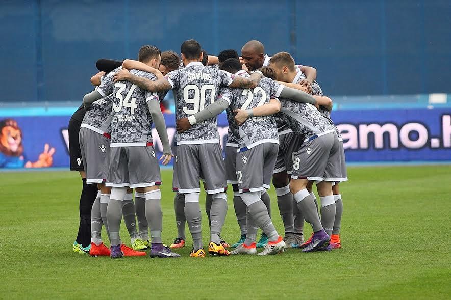 Hajduk skup u ZG