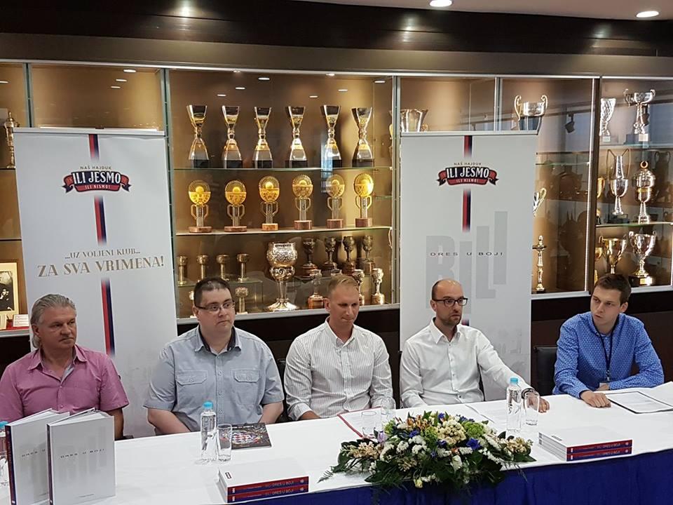 Naš Hajduk novi projekt